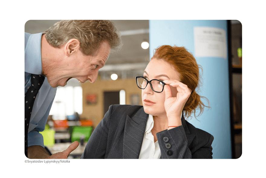 Choleriker als Chef – Was kann ich dagegen tun?