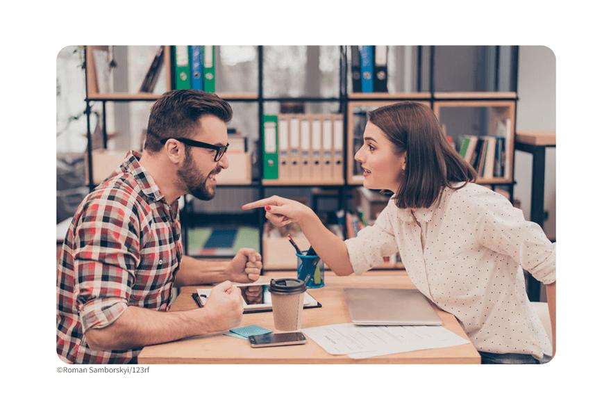 10 Klischees über Männer und Frauen bei der Arbeit